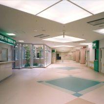 073-03豊平町国民健康保険病院ー待合ホール