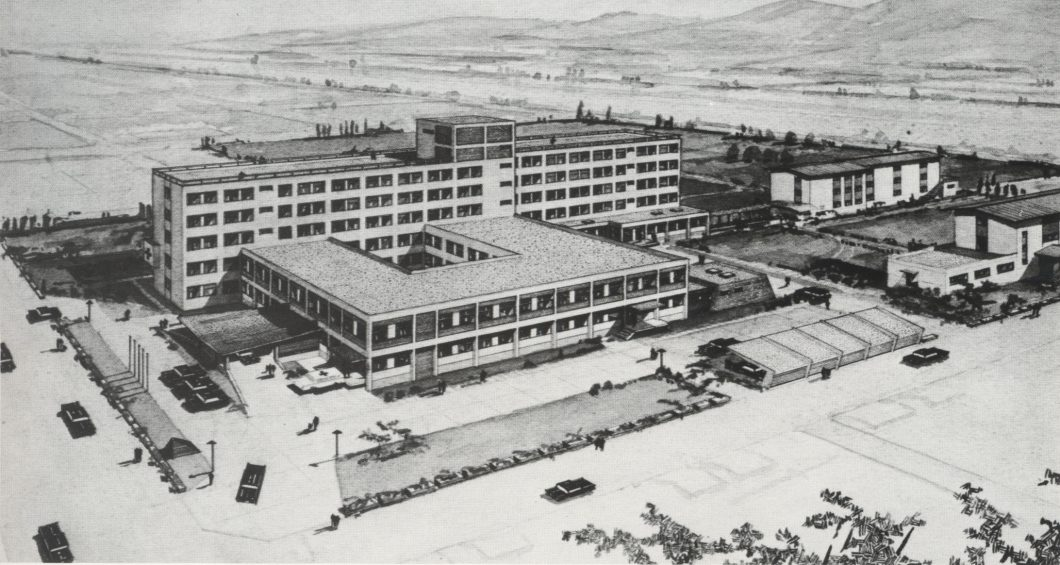 社保北海道中央病院